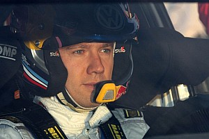 WRC Leg report Ogier reigns in Spain on day one