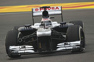 Formula 1 Qualifying report Bottas gets a chance in the Q2 at India