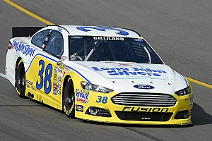 NASCAR Sprint Cup Preview Gilliland looks forward to rough ride in Texas