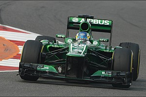 Formula 1 Preview Caterham F1 drivers on upcoming twilight Abu Dhabi GP