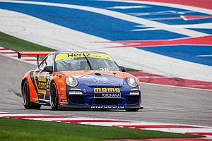 IMSA Interview Cisneros fulfills dreams in Porsche 911 GT3 Cup car