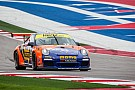 Cisneros fulfills dreams in Porsche 911 GT3 Cup car