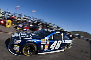 NASCAR Sprint Cup Analysis After Texas, Jimmie Johnson is two steps away from a sixth title