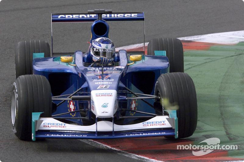 Kimi back in a Sauber for two Grands Prix?
