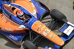 IndyCar Interview Catching up with... Charlie Kimball