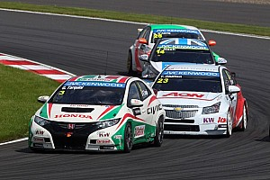 Tarquini and Chilton will fight for second in season finale