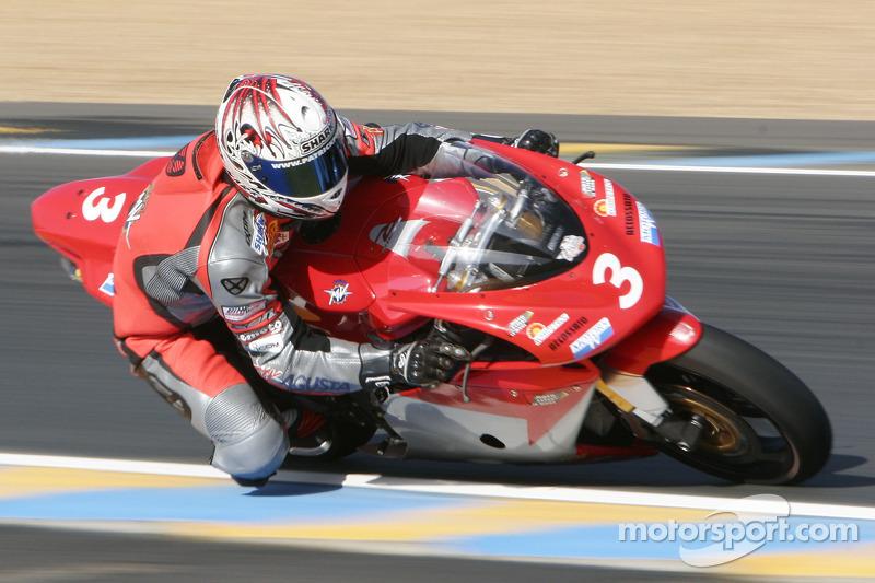 MV Agusta Reparto Corse back on track with Yakhnich Motorsport