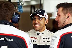Formula 1 Breaking news Maldonado admits Williams sabotage claims 'wrong'