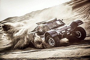 Dakar 2014: changing partners