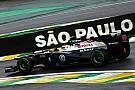Bottas qualified 13th with Maldonado 17th for tomorrow's Brazilian GP