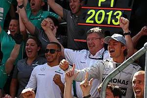 Formula 1 Rumor Brawn's Mercedes exit now imminent