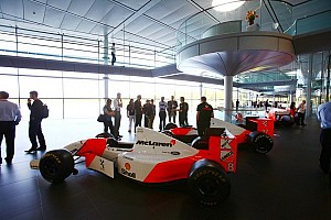 Formula 1 Breaking news McLaren Technology Centre opens its doors to Google Street View