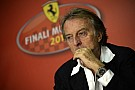 "Montezemolo: ""Avoiding mistakes next year"""