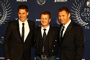 WEC Breaking news World Endurance champions honoured at FIA ceremony in France
