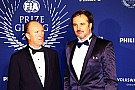 Yvan Muller and Honda crowned champions at Gala in Paris