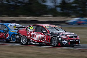 Supercars Race report No justice for Coulthard at Sydney Olympic Park