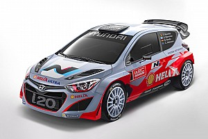 Shell returns to FIA World Rally Championship with Hyundai Motorsport