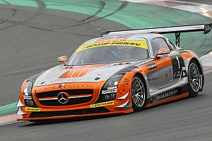 Team Abu Dhabi by Black Falcon snatch pole for 2013 Gulf 12 Hours