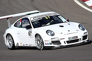 Porsche Breaking news Almond graduates to Carrera Cup in 2014