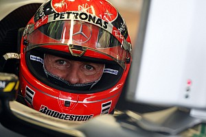 Formula 1 Breaking news Fellow drivers express their support for Schumacher on social media