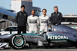 Formula 1 Breaking news Brawn exit no loss to F1 - Hamilton