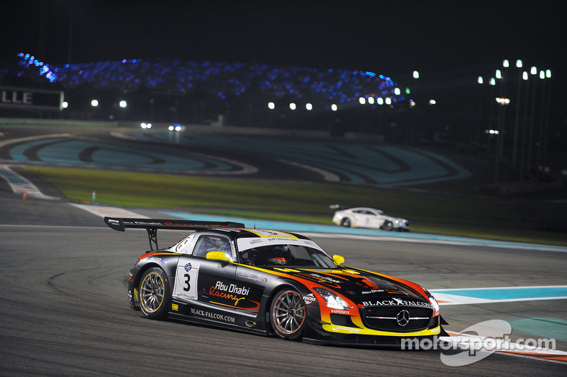 Strong UAE contingent for 24 Hours of Dubai