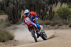 The Speedbrain Rally Team is ready for the Dakar