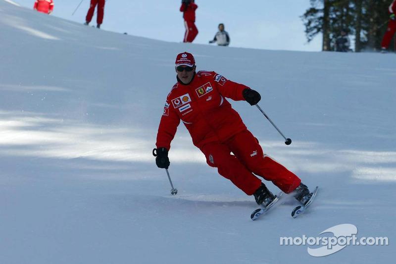 Footage proves Schumacher crash at low speed
