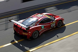 Endurance Race report Ferrari: Class win in the Dubai 24 Hours
