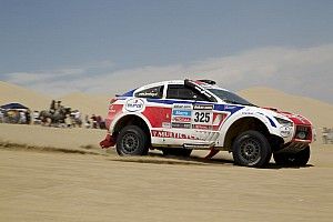 Riwald Dakar Team: Stage 9
