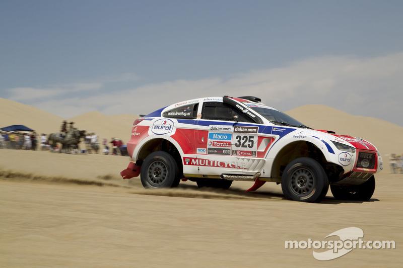 Riwald Dakar Team: Stage 9
