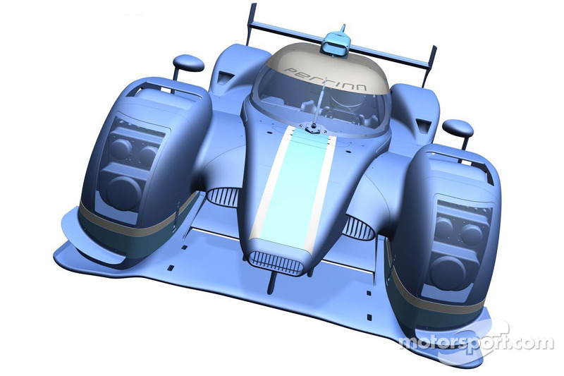 Perrinn Limited to field open-source LMP1 car