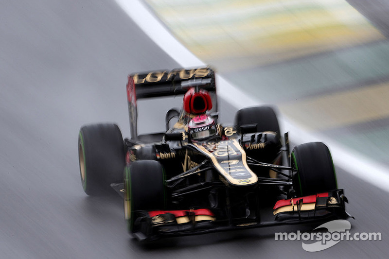 Ruhan stepping up amid Lotus struggles