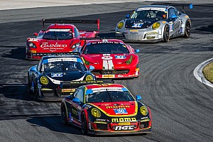 MOMO NGT Motorsport after first a half of the Rolex 24 race