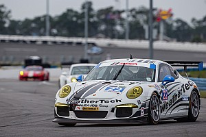 WeatherTech Racing finishes eighth at Daytona