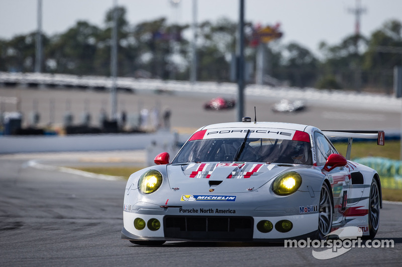 Michelin impressive in return to Daytona