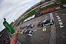 TMS President Eddie Gossage reacts to NASCAR's new Chase format
