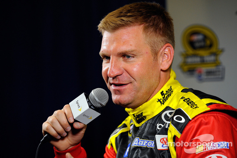 Toyota NSCS Daytona Media Day: Clint Bowyer