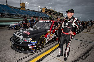 NASCAR Truck Preview Kyle Busch ready for action in the No. 51 ToyotaCare Tundra