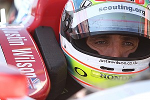 Justin Wilson wraps busy week in Sebring