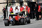 Just five laps for Marussia on day four of pre-season testing at Bahrain