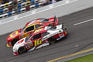 Ryan Reed battles for 18th in Daytona