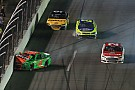 Danica Patrick involved in a multi-car accident on lap 145 at Daytona