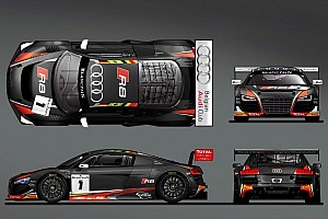 Blancpain Endurance Breaking news Belgian Audi Club Team WRT steps up its racing programme for 2014