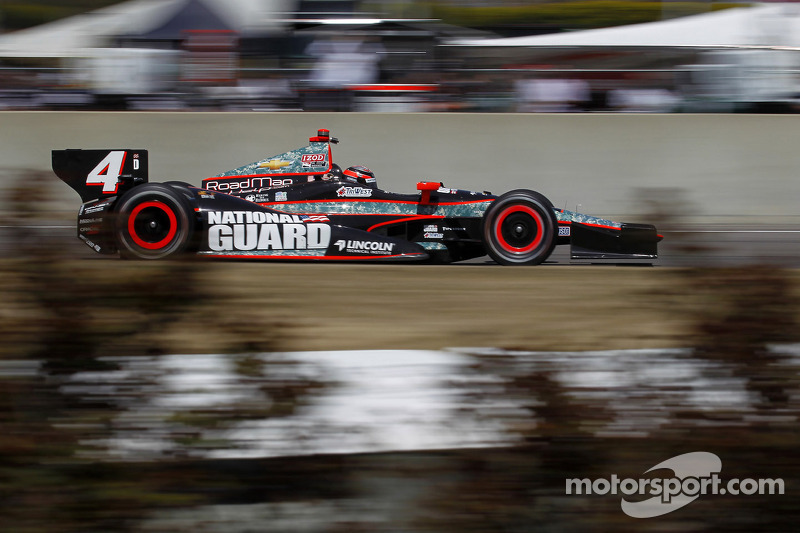 Rahal Letterman Lanigan statement on pending lawsuit from Panther Racing