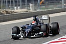 Both Sauber drivers in the car on final day of the pre-season testing at Bahrain
