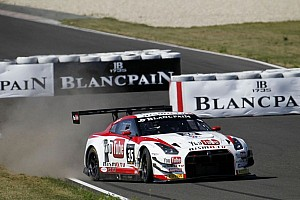 Impressive 47-car entry list for the official Blancpain GT Series test days