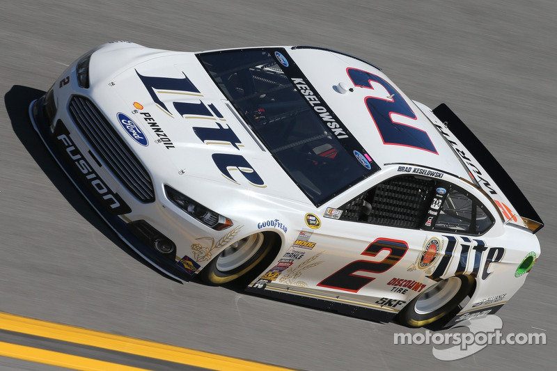 Keselowski completes weekend sweep at Las Vegas Motor Speedway