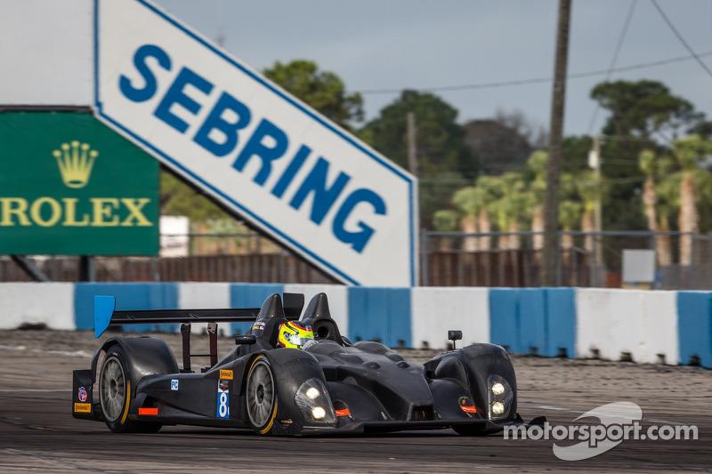 BAR1 Motorsports announces prototype lineup for Sebring