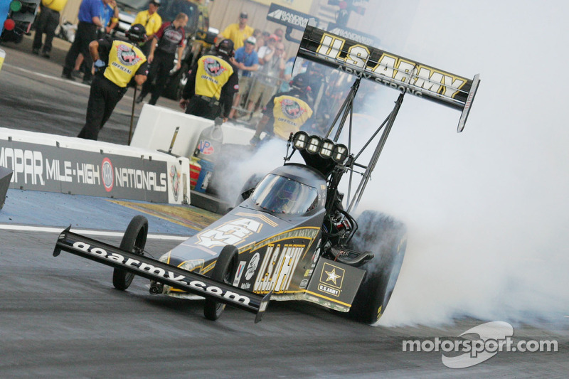 Tony Schumacher ready for Gatornationals